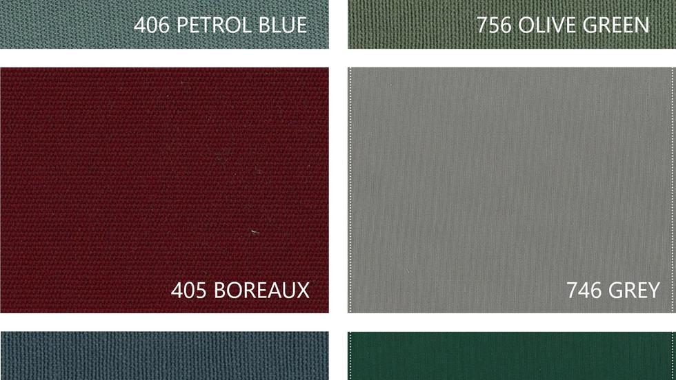 χρώματα υφάσματος καναπέ