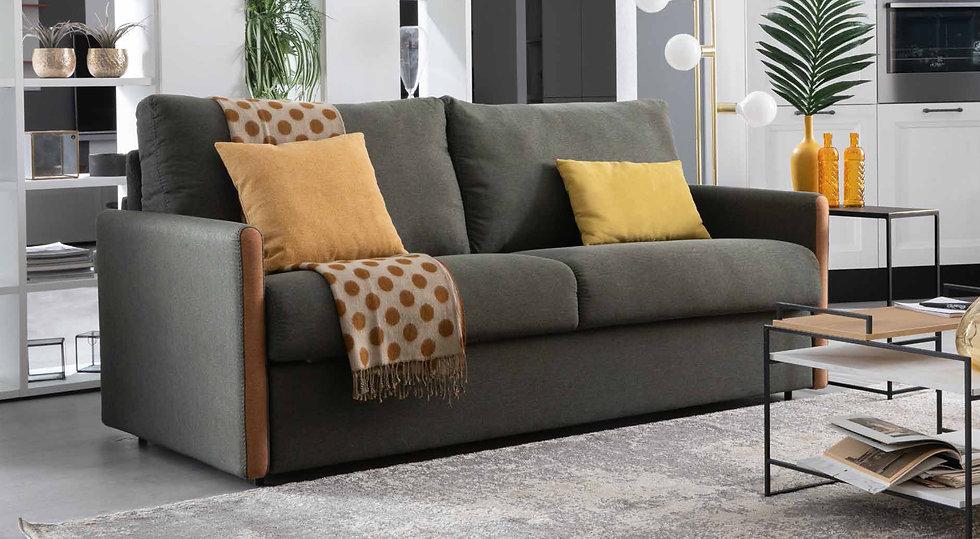 Καναπές κρεβάτι Ιταλικός σε πολλά χρώματα και διαστάσεις