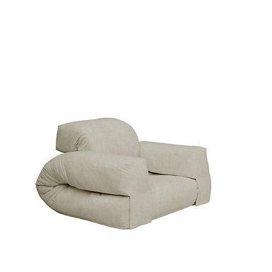Hippo Chair / Μονή Πολυθρόνα-κρεβάτι