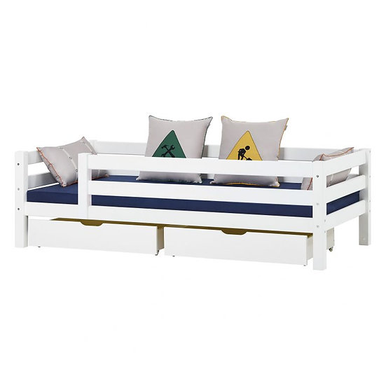 Συρτάρια κρεβατιού / κουκέτας λευκά