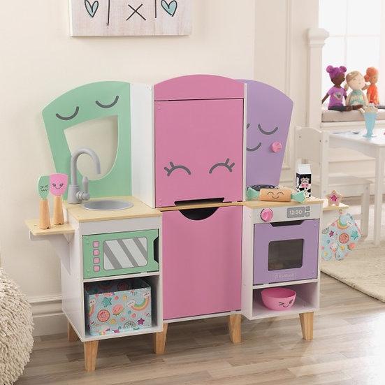 Ξύλινη παιδική κουζίνα kidkraft