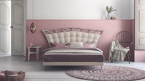 Dani 160 / διπλό σιδερένιο κρεβάτι