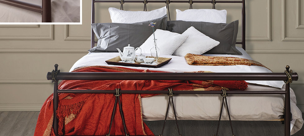 Sonia / Μεταλλικό Κρεβάτι