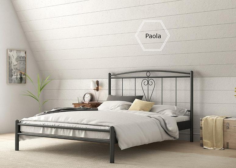 Paola / Μεταλλικό κρεβάτι