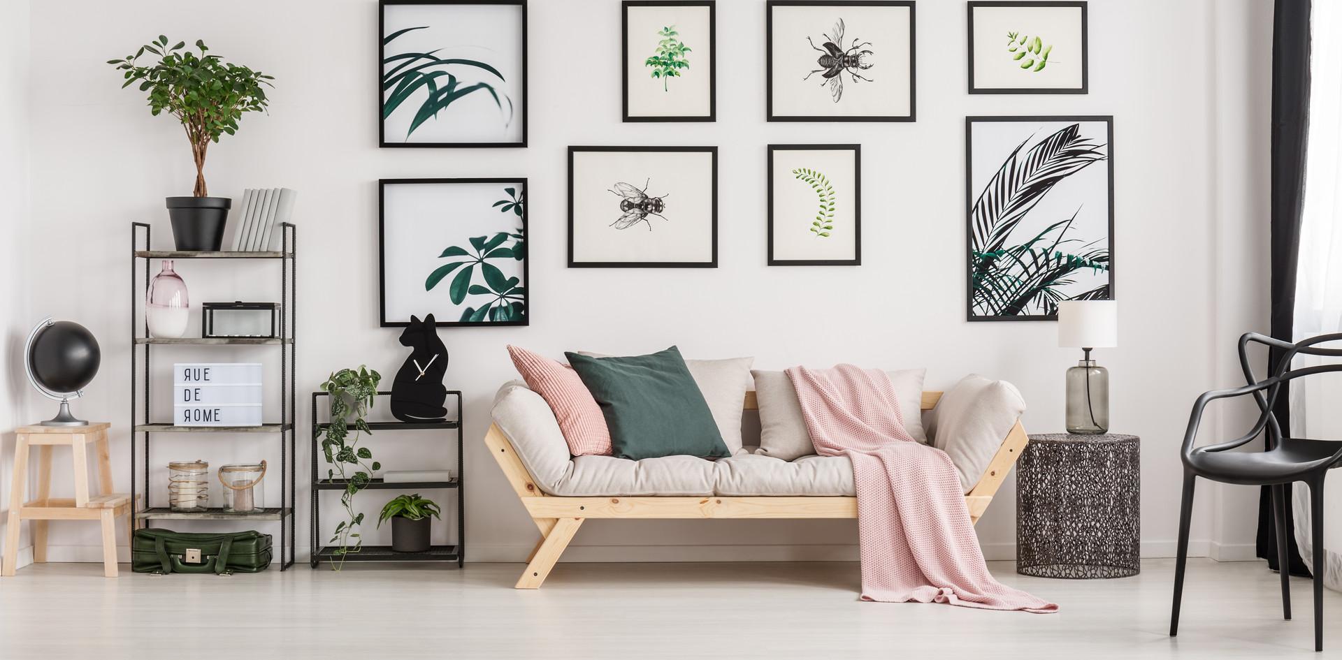 μονός καναπές κρεβάτι με στρώμα 80 Χ 200 futon