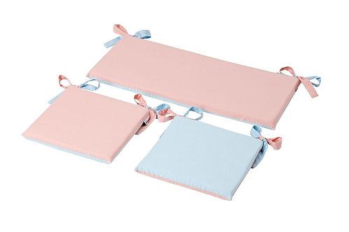 σετ παιδικών μαξιλαριών για τραπεζαρία