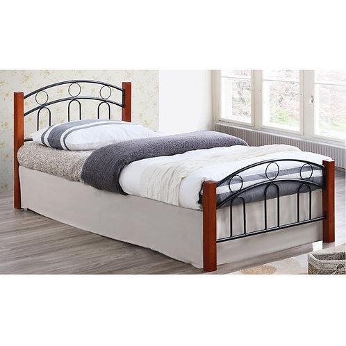 Dalye 90 / Μονό Μεταλλικό Κρεβάτι