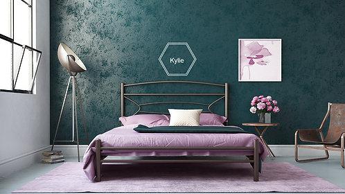 μεταλλικό κρεβάτι διπλό για στρώμα 150Χ200 χρώματα επιλογής σας,metal beds double Athens Greece production for hotel