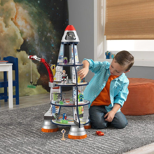 Rocket Ship Play Set