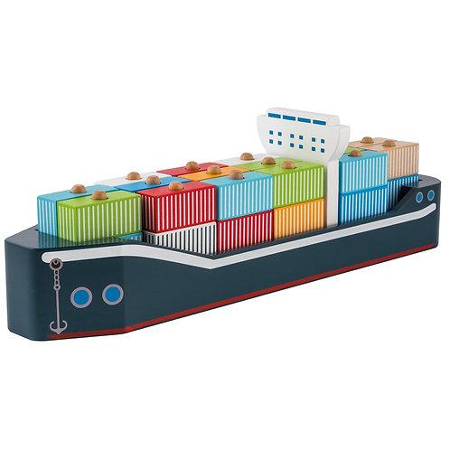 Πλοίο μεταφοράς Container