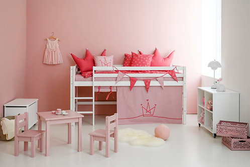 παιδικά ροζ σημαιάκια