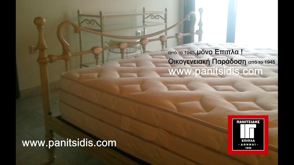 μεταλλικά-σιδερένια κρεβάτια προσφορά