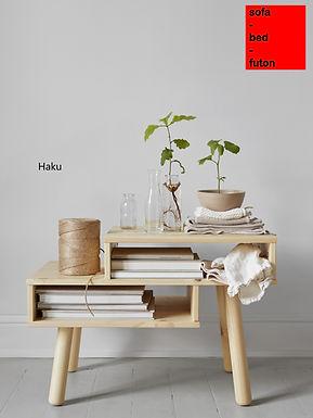 Hako Table / Ξύλινο Ιαπωνικό τραπεζάκι