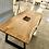 Thumbnail: Patmos S. 160 / μασίφ ξύλινο τραπέζι