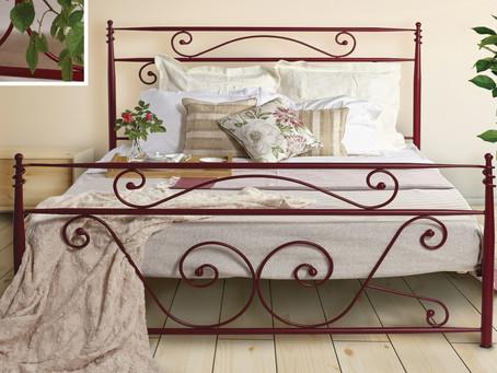 Νέα Μοντέλα Μεταλλικών Κρεβατιών