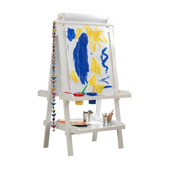 Παιδικός πίνακας ζωγραφικής kidkraft με 2 επιφάνειες