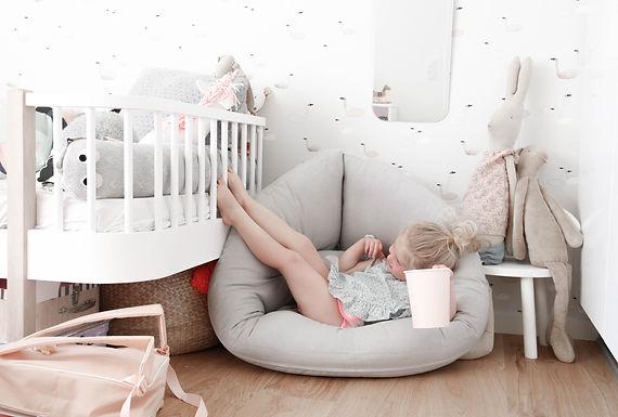 Mini Nido / Πολυθρόνα για μικρά παιδάκια