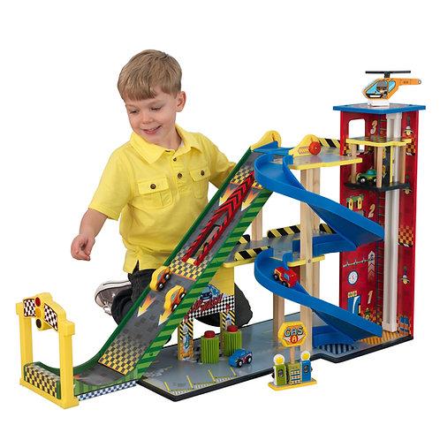 Mega Ramp Racing Set-Kidkraft / Σετ αυτοκινητόδρομου