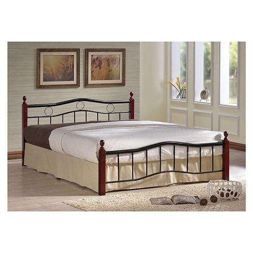 Zoe 140 / Διπλό Μεταλλικό Κρεβάτι