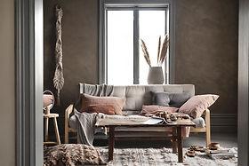 3θέσιος καναπές κρεβάτι φουτόν στρώμα