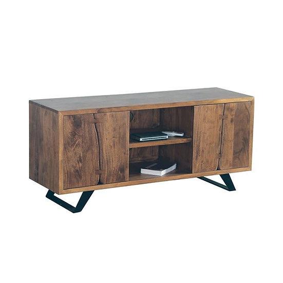 Epiplo tv xsilino akakia,έπιπλο tv από φυσικό ξύλο ακακίας