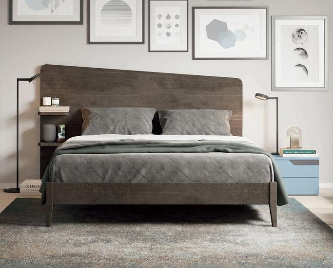 Ξύλινο Ιταλικό κρεβάτι
