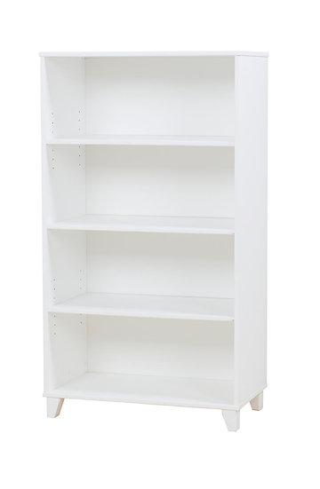 παιδικές βιβλιοθήκες ξύλινες άσπρη λάκα,children bookshelves athens greece panitsidis