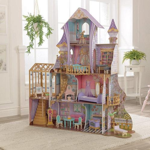Παιδικό κουκλόσπιτο ξύλινο με φώτα και ήχους