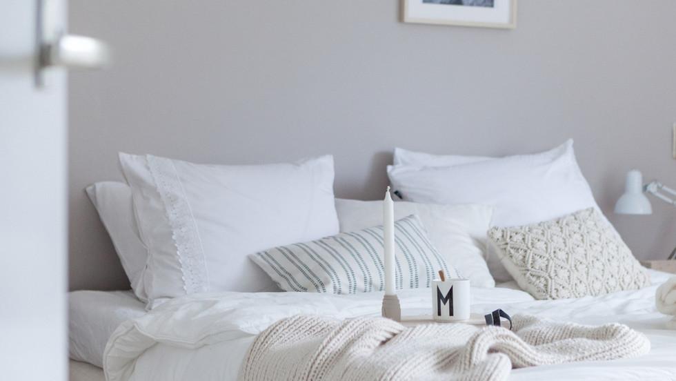 κρεβάτι διπλό από μασίφ ξύλο πλατφόρμα 140χ200