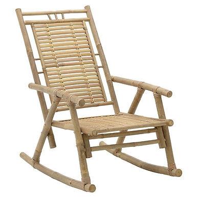 Indonesia / Κουνιστή Καρέκλα Bamboo