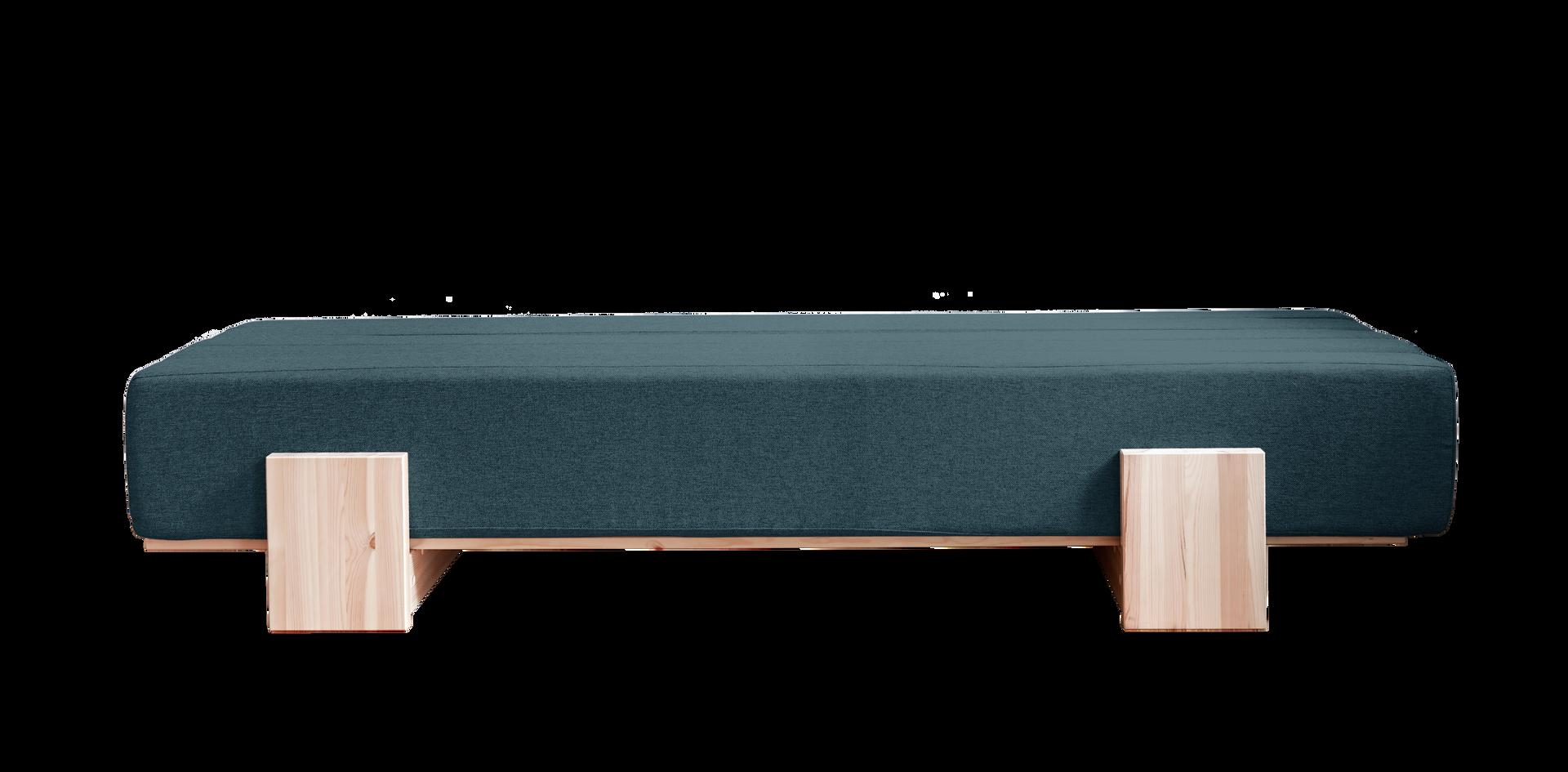 καναπές διπλό κρεβάτι με στρώμα 125 Χ 200 εκ.