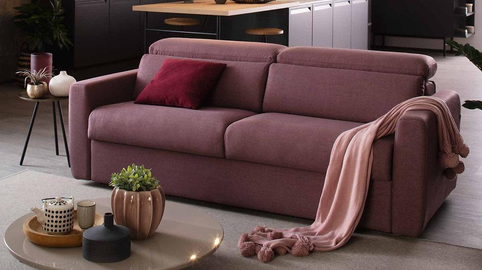 Ιταλικός καναπές κρεβάτι σε πολλά χρώματα