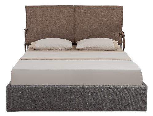 Pilio 80 έως 100 / κρεβάτι ντυμένο