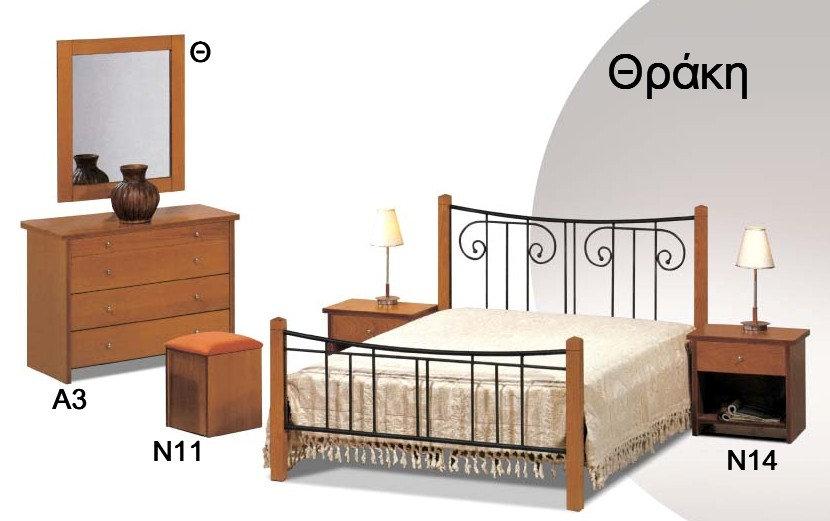 Θράκη κρεβάτι
