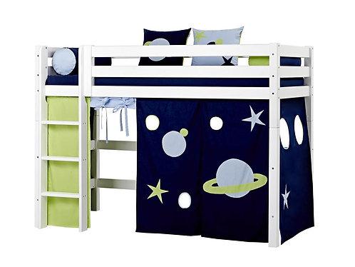 Space -Curtain for halfhigh / κουρτίνες κουκέτας