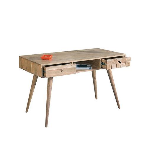γραφείο κονσόλα από φυσικό ξύλο ακακίας