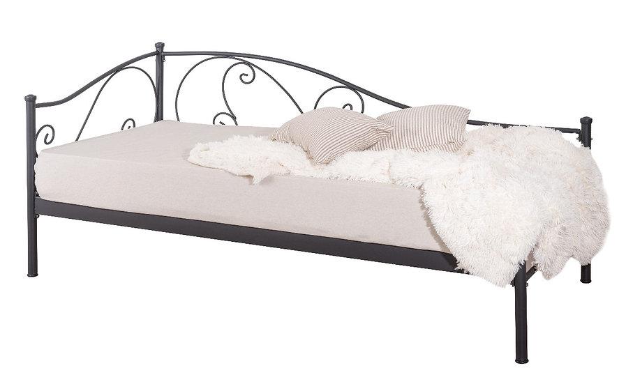 Britμεταλλικός καναπές-κρεβάτι