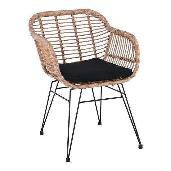 Πολυθρόνα εξωτερικού χώρου-κήπου-βεράντας οικονομική