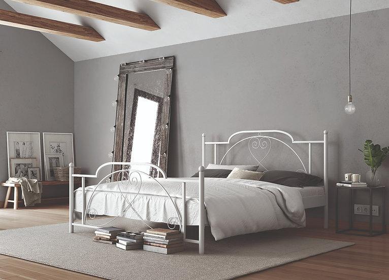 Nadia / Μεταλλικό κρεβάτι