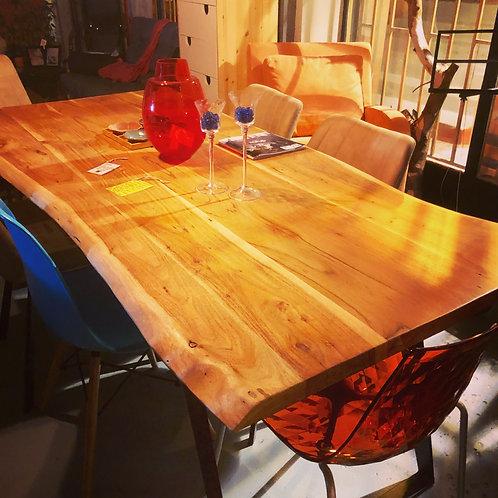Patmos τραπεζαρία μασίφ ξύλο
