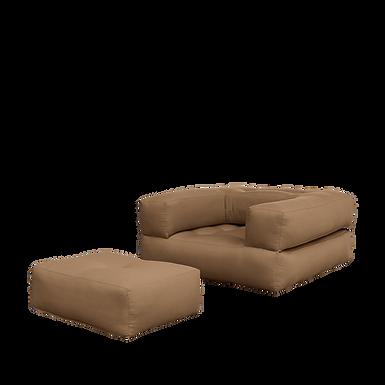 Cube chair / πολυθρόνα-κρεβάτι