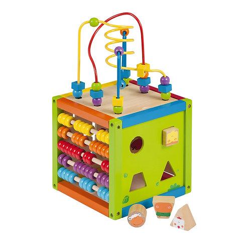 Παιδικός κύβος δραστηριοτήτων