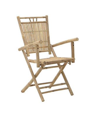 Indonesia Chair / Καρέκλα bamboo