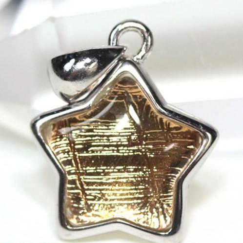 SV925 星型 ギベオン隕石 ペンダント
