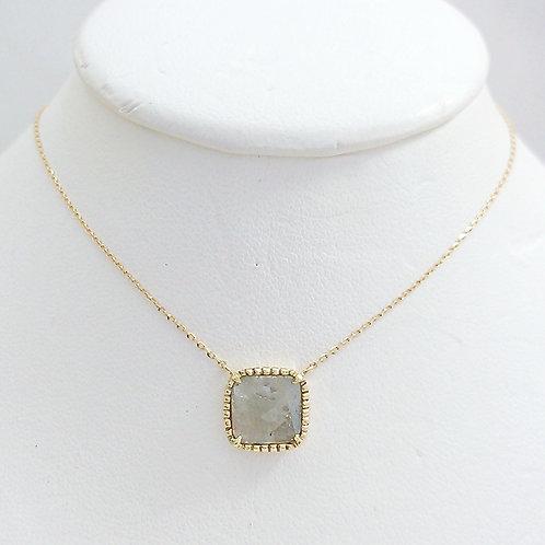 アンティークダイヤモンドネックレス