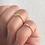 Thumbnail: k18イエローゴールド/ピンクゴールド ダイヤモンド 選べるリング