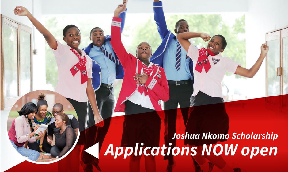 The 2018 Joshua Nkomo Scholarship Applications Are Now Open!