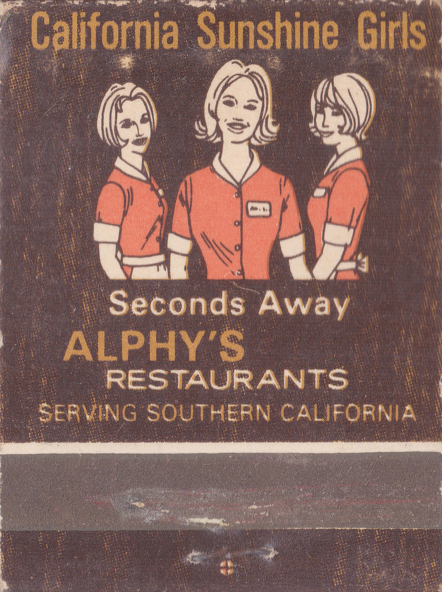 BAR, RESTAURANT & CASINO MATCHBOOK COVERS FROM THE '60-70s