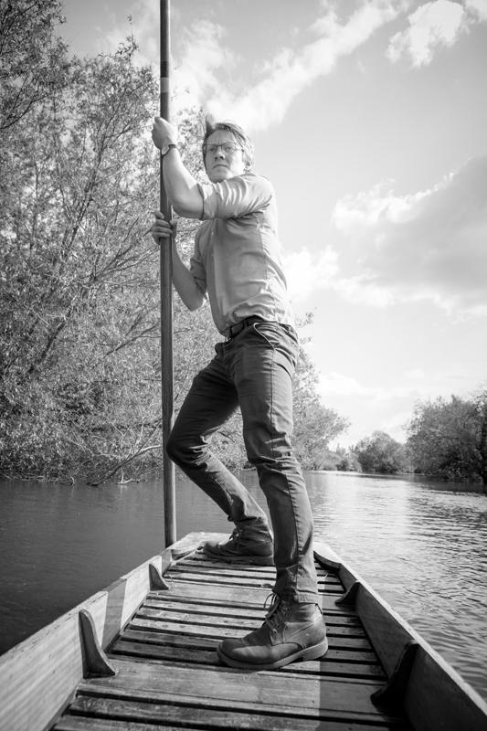 Portfolio - Punting in Oxford - 053
