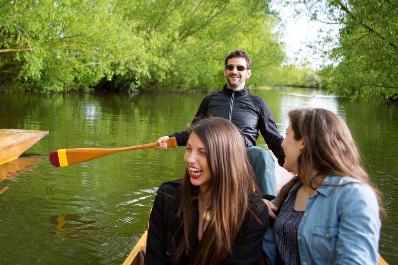Portfolio - Punting in Oxford - 103